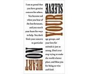 EK Success - Diary Collection - Heart on Your Sleeve Rub-ons