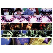 Yuletide Treasure Ekstreme Edges Christmas Photo Stickers