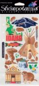 Stickopotamus Binder Stickers - Idaho