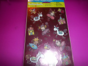 Stickety Doo Da Princess Stickers