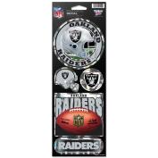 Oakland Raiders Prismatic Stickers