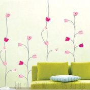 DIY Flower Wall Sticker Decals LW964