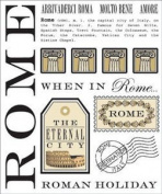Rome Stickers // SRM Press