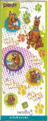 Scooby Doo Ha Ha Scrapbook Stickers