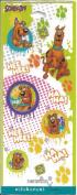 Scooby Doo Ha Ha Scrapbook Stickers