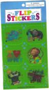 I Luv Pets Flip Sticker 1 sheet