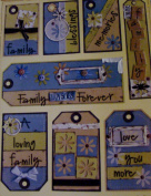 Deluxe Designs Tag Alongs - Family