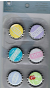 Metal Bottlecaps for Scrapbooking and Crafts
