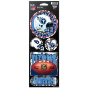 Tennessee Titans Prismatic Stickers