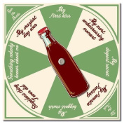 Cosmo Cricut Spinner Card - Spin the Bottle
