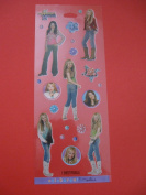 Disney Hannah Montana Scrapbook Stickers