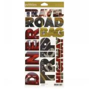 Snapshot Sticker: Road Trip