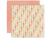 Echo Park The Best of Friends Telephone 12x12 Scrapbook Paper