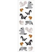 Mrs. Grossman's Stickers-Woodland Animals