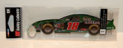 Bobby Labonte #18 Official Nascar 3D Mylar Car Stickers