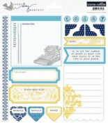 Teresa Collins Designs Everyday Moments Die Cut Sheet 3