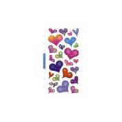 Sticko Classic Stickers-Sparkle Hearts
