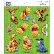 Disney Winnie the Pooh Scrapbook Stickers