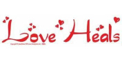AzureGreen EBLOV Love Heals Bumper Sticker