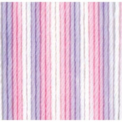 Egyptian Cotton Print Crochet Thread - Pink 'n Blue