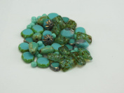 Bead Concepts Jewellery Kit, Green Turquoise