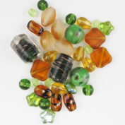 Bead Concepts Jewellery Kit, Earthtone