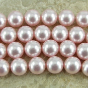 10 12mm. crystal pearl 5810 Rosaline beads