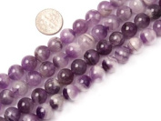 "10mm Round amethyst Beads Strand 15"" Jewellery Making Beads"