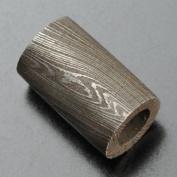 Grindworx 05 Grindworx Damascus Bead with Straight Barrel