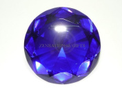 Hot Mother's Day Gift Crystal Glass Diamond Shaped Paperweight