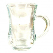 Aida Tea Glass with Handle - Set