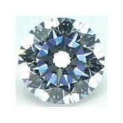CZ 6mm Round Cut | Unset Loose Gemstone | Fancy Cut