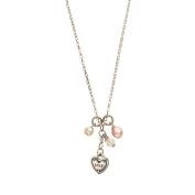 Alexa's Angels Heart Children's' Faith Collection Necklace