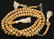 ~ Tibeatan 108 Beads Yakbone Mala / Counters ~