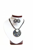 Fashion Necklace & Earring Set #147