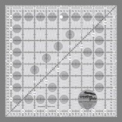Creative Grids Quilting Ruler 24cm Square