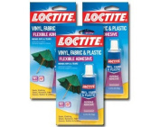 30ml Vinyl, Fabric And Plastic Adhesive (6-Pack)-Loctite-1360694