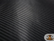 Vinyl CARBON fibre Upholstery Fabric / 150cm Wide / Sold by the yard