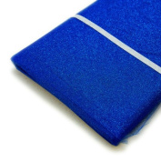 Royal Blue Glitter / Shimmer Tulle Bolt - 140cm X 15 Yds