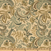 Swavelle/Mill Creek Findlay Seaglass Teal Fabric