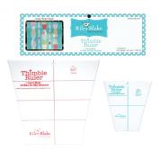 Lori Holt Thimble Ruler Kit 25cm 13cm