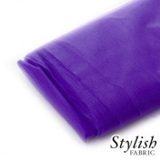 Purple Tulle Fabric - 40 Yards Per Bolt
