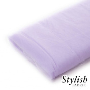 Light Lilac Tulle Fabric - 40 Yards Per Bolt