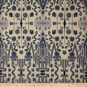 Lacefield Mumbai Indian Blue Fabric