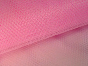 Medium Pink Nylon Net -- 180cm x 40 Yard Bolt