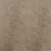 140cm G570 Taupe Brown, Upholstery Grade Recycled Leather (Bonded Leather) By The Yard