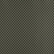 140cm Wide D335, Dark Green And Beige Diamond Jacquard Upholstery Fabric By The Yard