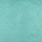 140cm Wide C094 Aqua Green, Microsuede Upholstery Grade Fabric By The Yard