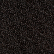 G342 Bronze, Metallic Raised Floral Vines Upholstery Faux Leather By The Yard