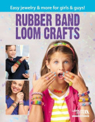 Leisure Arts Rubber Band Loom Crafts Book